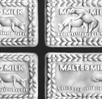 Cath Riley - food for thought:  malted milk