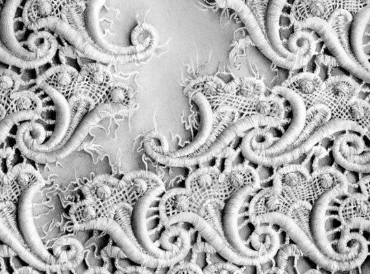 Cath Riley - miscellaneous:  lace
