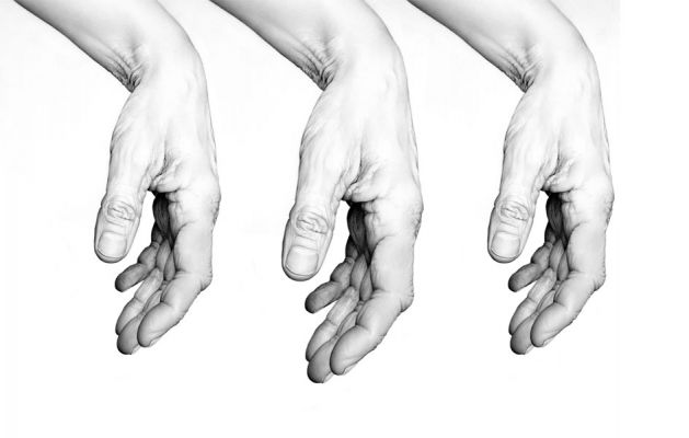 Cath Riley - hands: